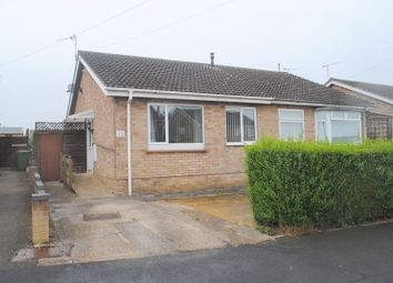 Thumbnail 2 bed semi-detached bungalow for sale in Warren Close, Irchester, Wellingborough