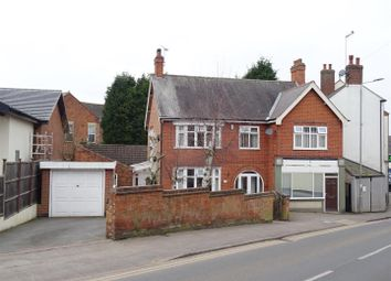 Thumbnail 4 bed detached house for sale in Kirkhill, Shepshed, Loughborough