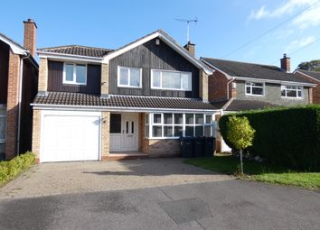 Thumbnail 4 bed detached house to rent in Perott Drive, Sutton Coldfield