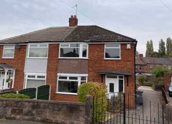 Thumbnail 3 bed semi-detached house for sale in Cookson Avenue, Dresden, Stoke-On-Trent, Staffordshire