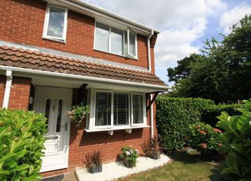 Thumbnail 3 bed end terrace house for sale in Kennet Close, West End, Southampton