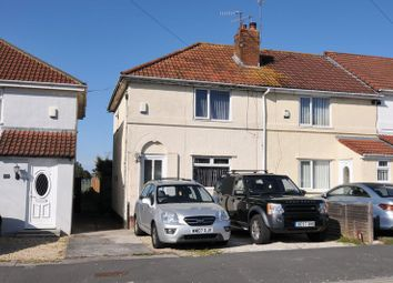 Thumbnail 2 bed end terrace house for sale in New Fosseway Road, Whitchurch, Bristol