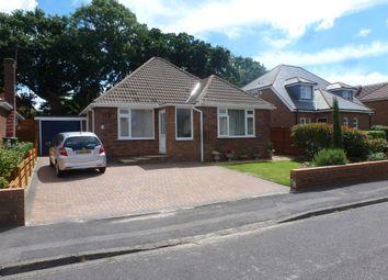 Thumbnail 3 bed detached bungalow for sale in Deanfield Close, Hamble, Southampton