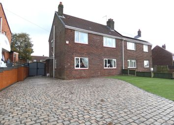 Thumbnail 4 bed semi-detached house for sale in St Johns Road, Aspull, Wigan