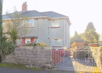 Thumbnail 3 bed semi-detached house for sale in Heol Y Waun, Seven Sisters, Neath, Neath Port Talbot.