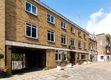 Thumbnail 3 bed flat for sale in Wimpole Mews, London