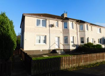Thumbnail 2 bed flat for sale in Meadowhead Road, Wishaw