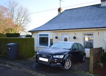 Thumbnail 2 bed semi-detached bungalow for sale in The Crescent, Horncliffe, Berwick-Upon-Tweed