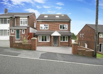 Thumbnail 4 bed detached house for sale in Bracken Drive, Dunston, Gateshead