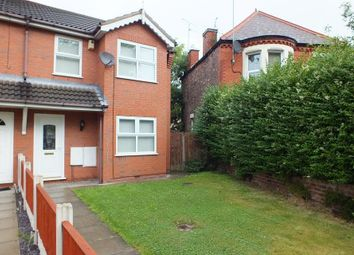 Thumbnail 3 bedroom semi-detached house to rent in Sandringham Road, Tuebrook, Liverpool