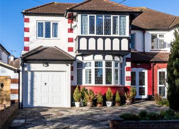 Thumbnail 4 bed semi-detached house for sale in Chapmans Walk, Leigh On Sea, Essex