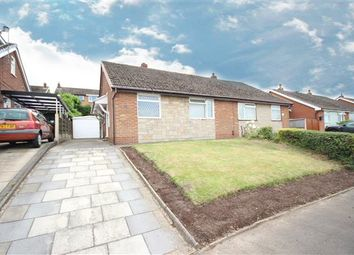 Thumbnail 2 bed bungalow for sale in Glenroyd Avenue, Stoke-On-Trent