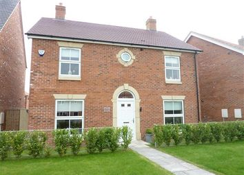 Thumbnail 4 bed detached house for sale in Bluebell Road, Scartho, Grimsby