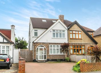Thumbnail 4 bed semi-detached house for sale in Beresford Avenue, Surbiton, Surrey