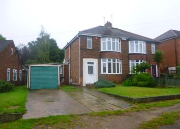Thumbnail 3 bed semi-detached house to rent in Sandsfield Lane, Gainsborough