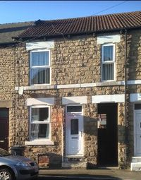 Thumbnail 3 bed terraced house to rent in Pitt Street, Mexborough