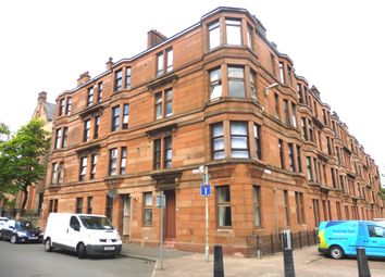 Thumbnail 1 bed flat for sale in Coplaw Street, Govanhill, Glasgow