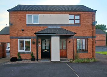 Thumbnail 1 bed semi-detached house for sale in Wynn-Griffith Drive, Tipton