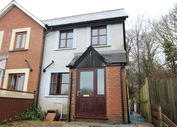 Thumbnail 2 bed semi-detached house for sale in Bryn Steffan, Lampeter