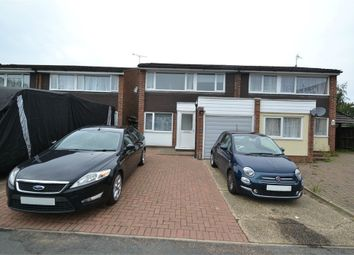 Thumbnail 3 bed semi-detached house to rent in Darwin Close, Colchester, Essex