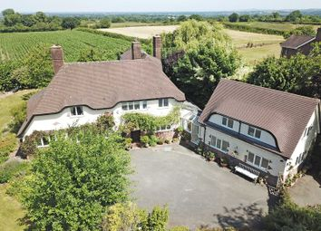 Thumbnail 5 bed detached house for sale in Cherry Tree Lane, Woore, Shropshire