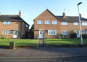 Thumbnail 3 bedroom end terrace house for sale in Lakeside Road, West Cheshunt, Herts