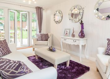 "Thumbnail 4 bed detached house for sale in ""Plot 566 - The Lang"" at Birling Road, Leybourne, West Malling"