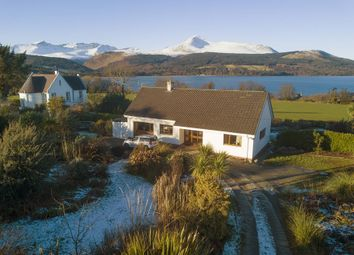 Thumbnail 4 bed detached house for sale in Strathwhillan Road, Brodick, Isle Of Arran, North Ayrshire