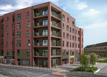 "Thumbnail 1 bed flat for sale in ""Victoria Apartments - First Floor - Plot 61"" at Ocean Drive, Edinburgh"