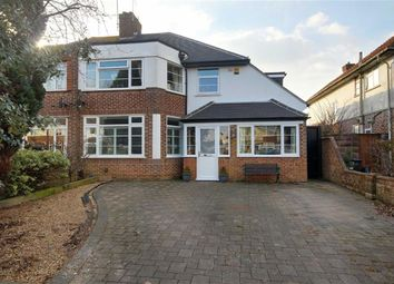 Thumbnail 6 bedroom semi-detached house for sale in Rosebery Avenue, Goring By Sea, Worthing, West Sussex