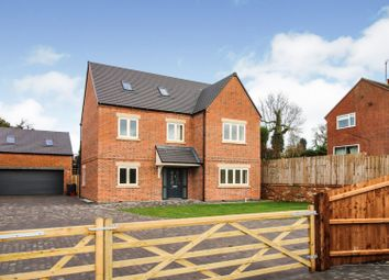 Thumbnail 5 bed detached house for sale in Worthington Lane, Coleorton