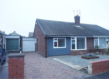 Thumbnail 2 bed bungalow for sale in Torver Way, North Shields