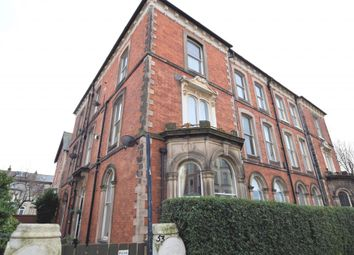 Thumbnail 1 bed flat for sale in Prince Of Wales Terrace, Scarborough, North Yorkshire