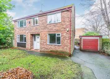 Thumbnail 3 bed detached house for sale in Wellington Road, Prenton