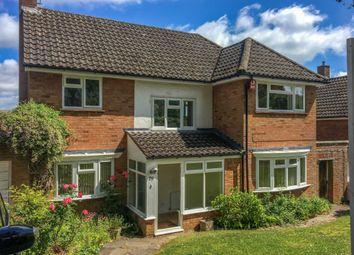 Thumbnail 4 bedroom detached house to rent in Upper Hall Park, Berkhamsted