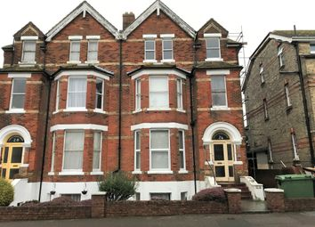 Thumbnail 1 bed flat to rent in Christ Church Road, Folkestone, Kent United Kingdom