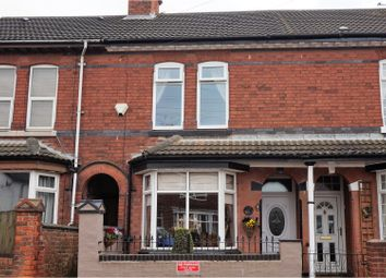 Thumbnail 3 bed terraced house for sale in Ashby Road, Coalville