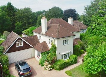 Thumbnail 4 bed detached house for sale in The Crescent, Felcourt, East Grinstead
