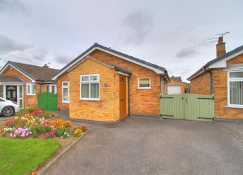 Thumbnail 2 bed detached bungalow for sale in Kenmore Crescent, Coalville