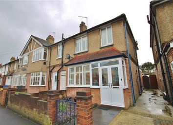 Thumbnail 2 bed end terrace house for sale in Buckingham Avenue, Feltham