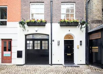 Thumbnail 3 bed terraced house for sale in Brick Street, London