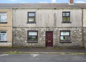 Thumbnail 2 bed terraced house for sale in Prices Row, Coelbren, Neath