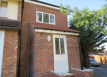 Thumbnail 2 bed end terrace house for sale in Kingsfold Avenue, Southampton