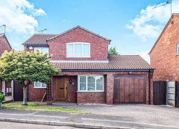 Thumbnail 4 bed detached house for sale in Squires Croft, Walsgrave On Sowe, Coventry
