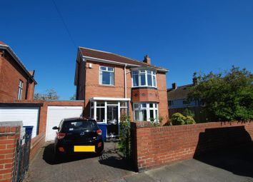 Thumbnail 3 bedroom detached house for sale in The Ridgeway, Kenton, Newcastle Upon Tyne