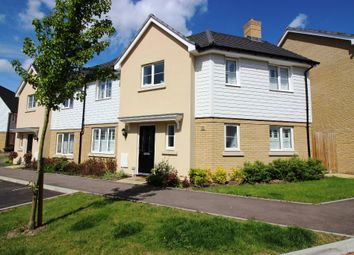 Thumbnail 3 bed semi-detached house for sale in Isles Quarry Road, Borough Green