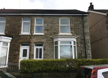 Thumbnail Semi-detached house for sale in 40 Armine Rd, Fforest-Fach, Swansea