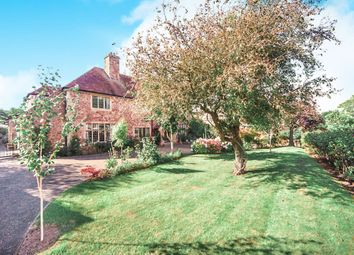 Thumbnail 5 bed link-detached house for sale in Whitegate Road, Minehead