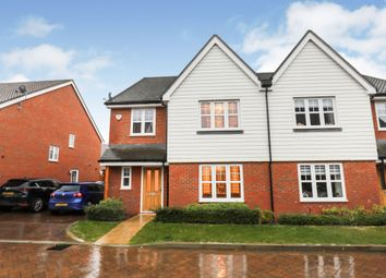 4 bed semi-detached house for sale in Hansom Way, Pease Pottage, Crawley RH11