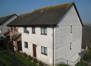 Thumbnail 2 bed maisonette to rent in Tregarrick, The Downs, West Looe, Cornwall